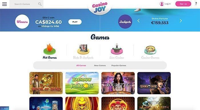 casino joy casino