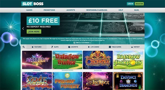 slot boss review