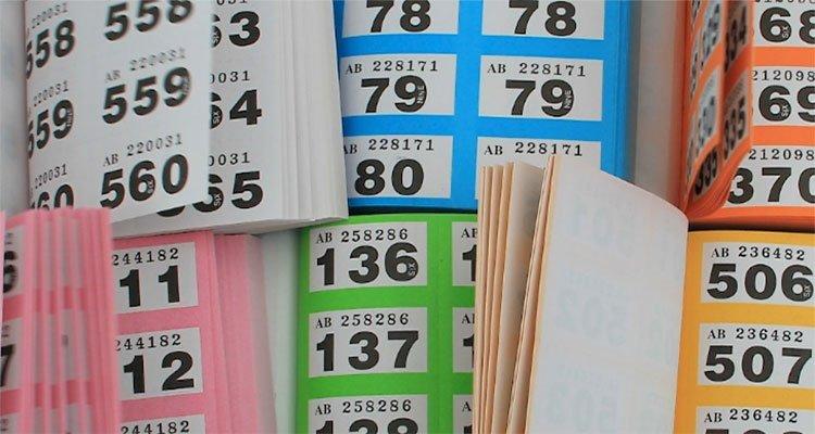 zelf loterij organiseren
