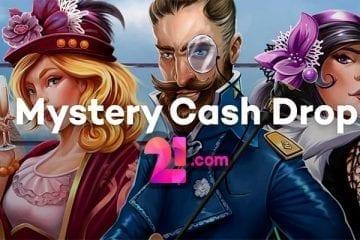 21 mystery promo