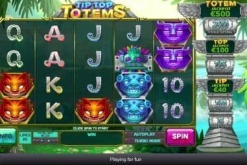Tip Top Totems Slot