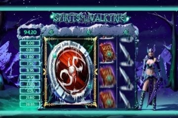 Spirits of the Valkyrie slot