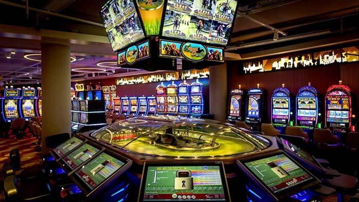 holland casino van binnen