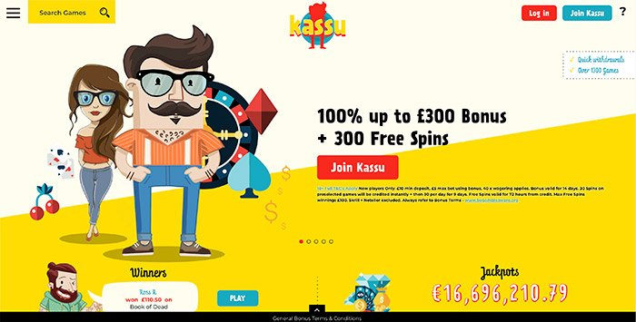 homepage kassu casino
