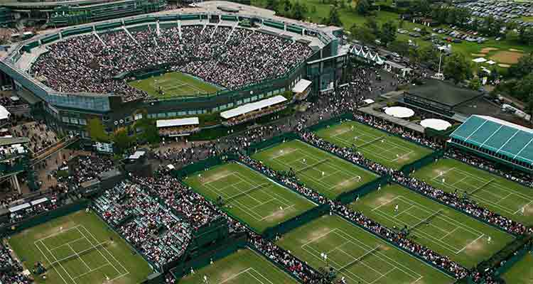 All England Lawn Tennis - Croquet Club