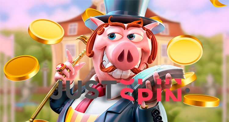 piggy riches justspin