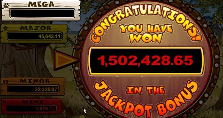 populaire jackpot gokkasten