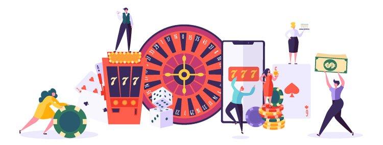 speel bij een casino online