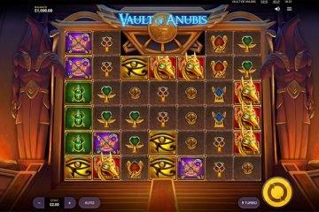 vault of anubis gokkast