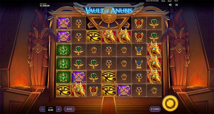 Spiele Vault Of Anubis - Video Slots Online