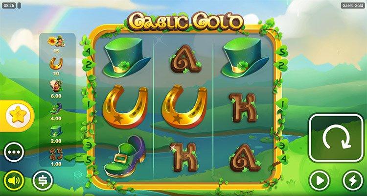 gaelic gold gokkast