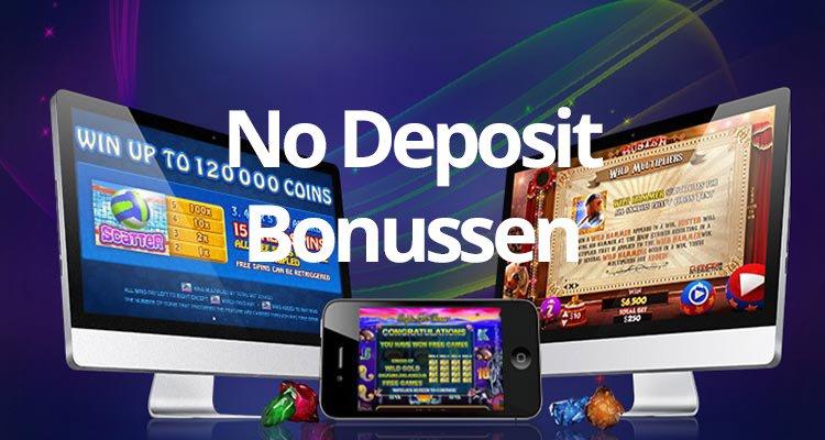 wel of niet no deposit bonus