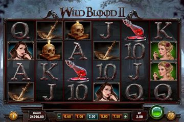 wild blood 2 gokkast