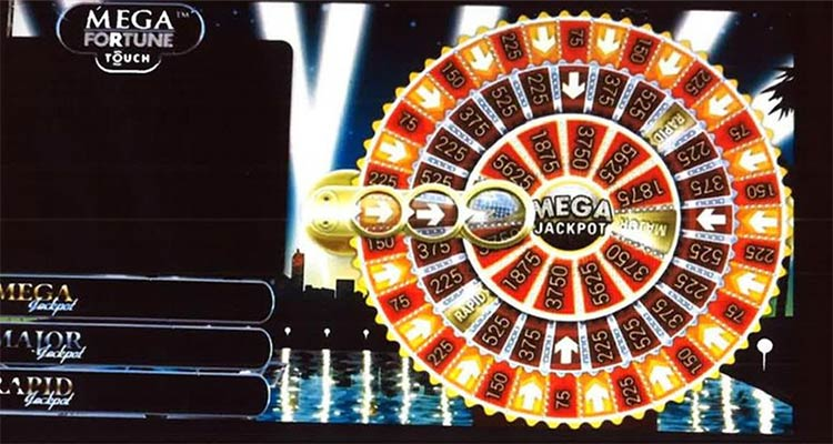 jackpot screenshot belg mega fortune