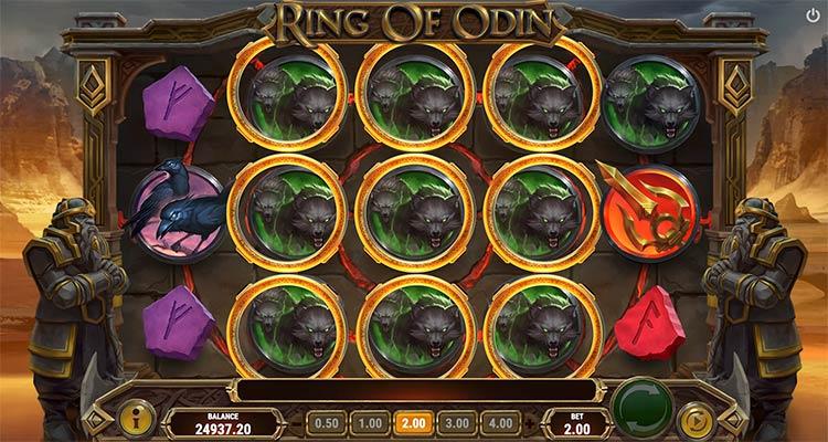 ring of odin draupnir respins