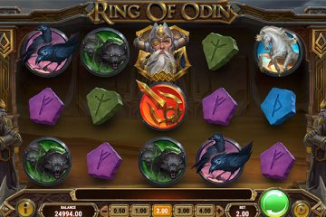 ring of odin gokkast playngo