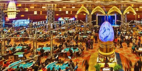 macau casino kwartaal 2
