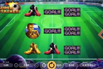super striker gokkast netent