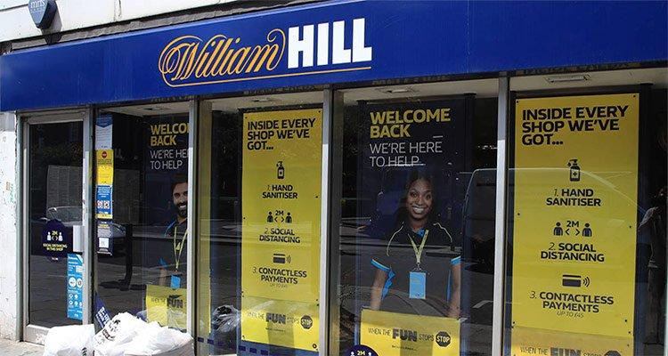 william hill gokkantoor sluiting