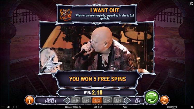 helloween free spins